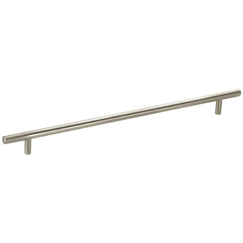 Seattle Hardware Co Seattle Hardware Satin Nickel Cabinet Pull - 13-inch Center to Center HW3-16-09