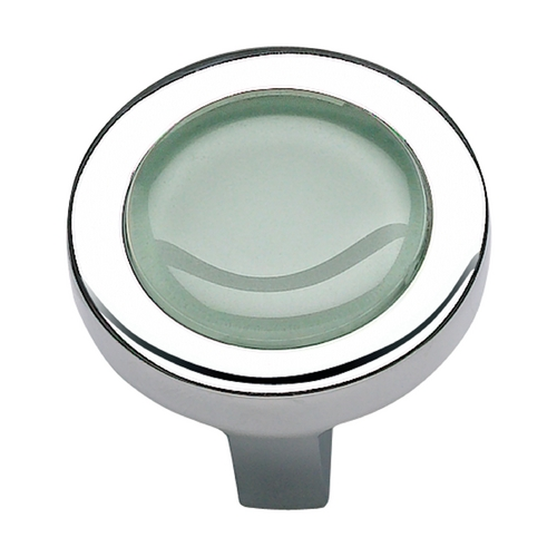 Atlas Homewares Modern Cabinet Knob in Polished Chrome Finish 229-GR-CH