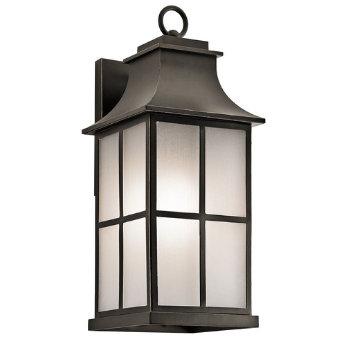 Kichler Lighting Kichler Lighting Pallerton Way Outdoor Wall Light 49581OZ