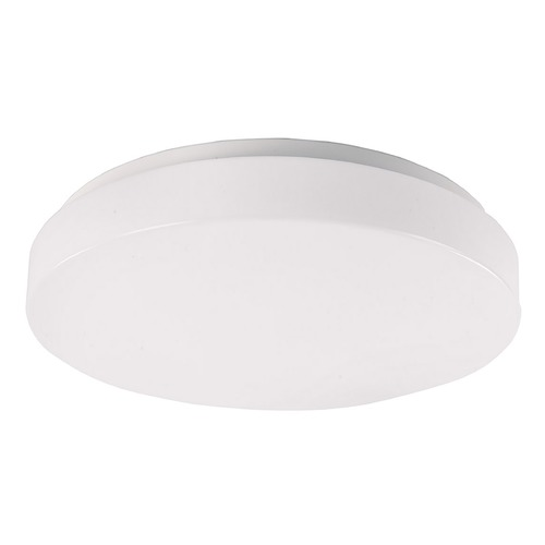 WAC Lighting Wac Lighting Blo G2 White LED Flushmount Light FM-115G2-35-WT