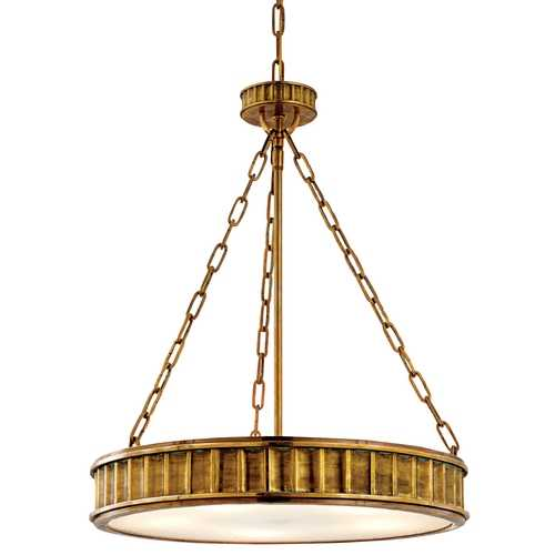 Hudson Valley Lighting Five-Light Pendant 902-AGB