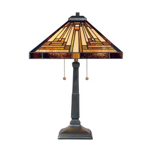 Quoizel Lighting Tiffany Table Lamp TF885T