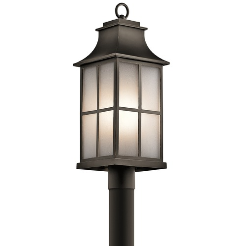 Kichler Lighting Kichler Lighting Pallerton Way Post Light 49583OZ