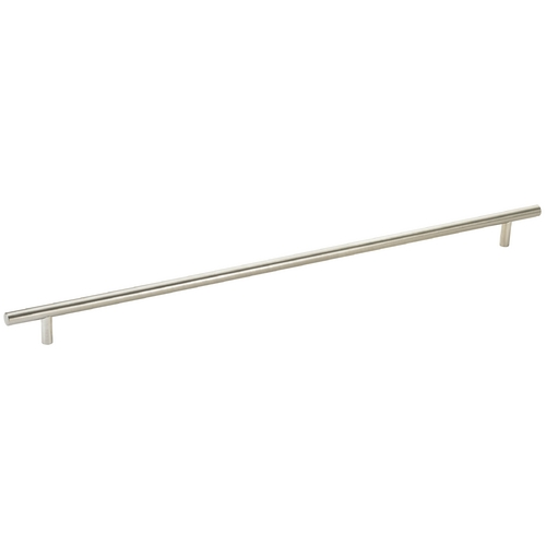 Seattle Hardware Co Satin Nickel Cabinet Pull - 19-inch Center to Center HW3-22-09