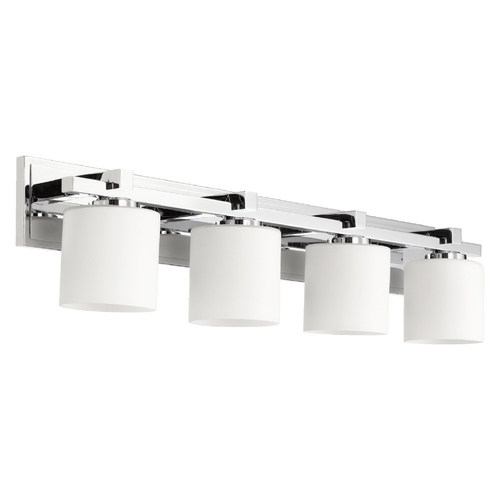 Quorum Lighting Quorum Lighting Chrome Bathroom Light 5369-4-14