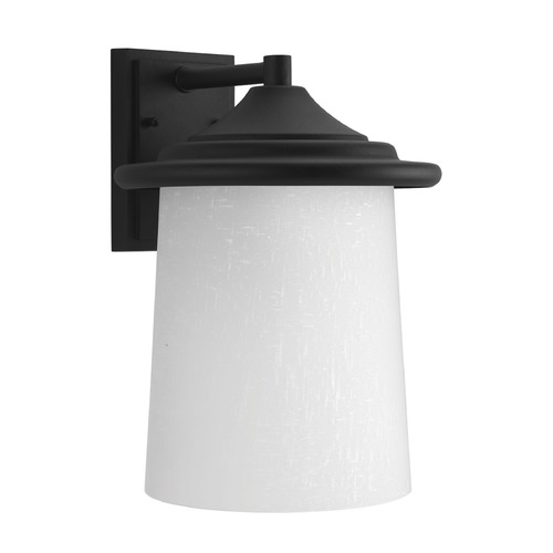 Progress Lighting Progress Lighting Essential Black Outdoor Wall Light P6086-31