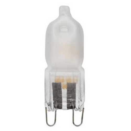 Maxim Lighting Frosted 40-Watt G9 Xenon Light Bulb BUX-40W-G9-FT-120V