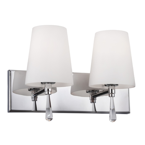Feiss Lighting Feiss Lighting Monica Chrome Bathroom Light VS53002-CH