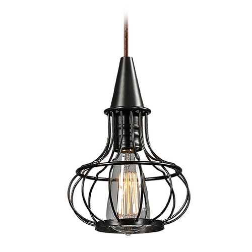 Elk Lighting Mini-Pendant Light 14191/1