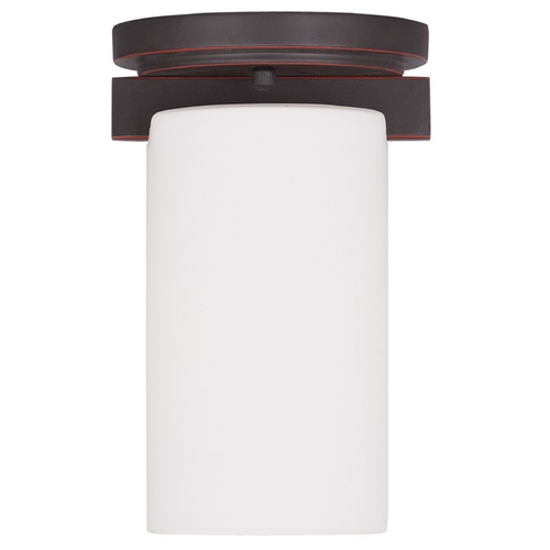 Livex Lighting Livex Lighting Astoria Olde Bronze Flushmount Light 1320-67