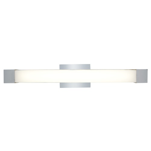 Access Lighting Access Lighting Sequoia Brushed Steel Bathroom Light 31034-BS/ACR