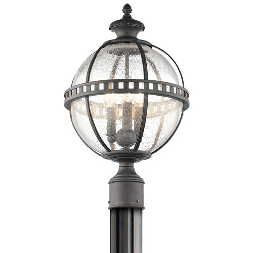 Kichler Lighting Kichler Lighting Halleron Post Light 49604LD