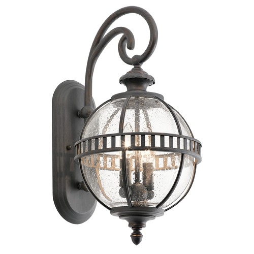 Kichler Lighting Kichler Lighting Halleron Outdoor Wall Light 49600LD