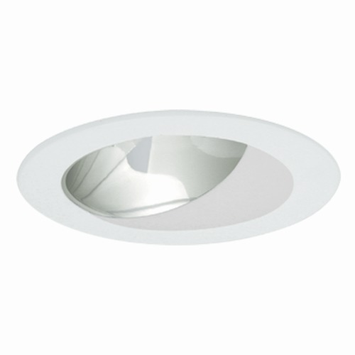 Elite Lighting Elite Lighting Clear White Recessed Trim ELILB407CLWH