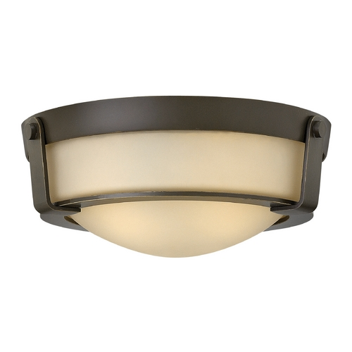 Hinkley Lighting Hinkley Lighting Hathaway Olde Bronze Flushmount Light 3223OB