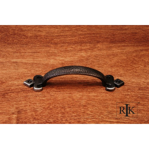 RK International Divot Indent Bow Pull with Gothic Ends CP3713DN