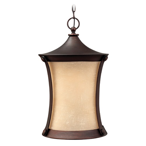 Hinkley Lighting Hinkley Lighting Thistledown Victorian Bronze LED Outdoor Hanging Light 1282VZ-LED