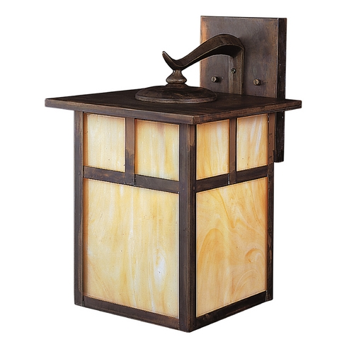 Kichler Lighting Kichler Outdoor Wall Light in Canyon View Finish 9652CV