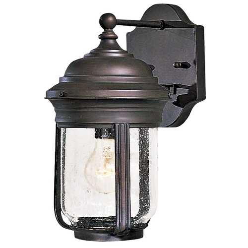 Minka Lavery 13-Inch Outdoor Wall Light 8810-57