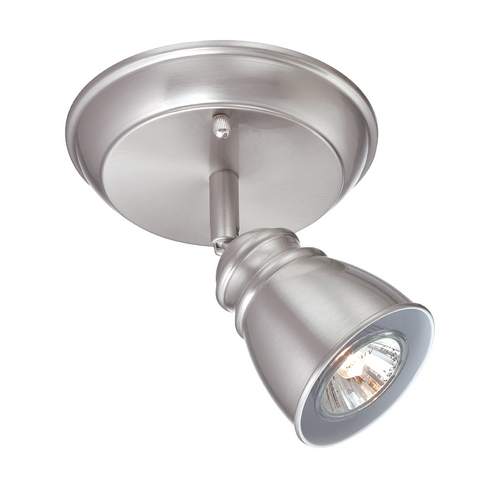 Lite Source Lighting Lite Source Lighting Immaculata Polished Steel Directional Spot Light LS-16711