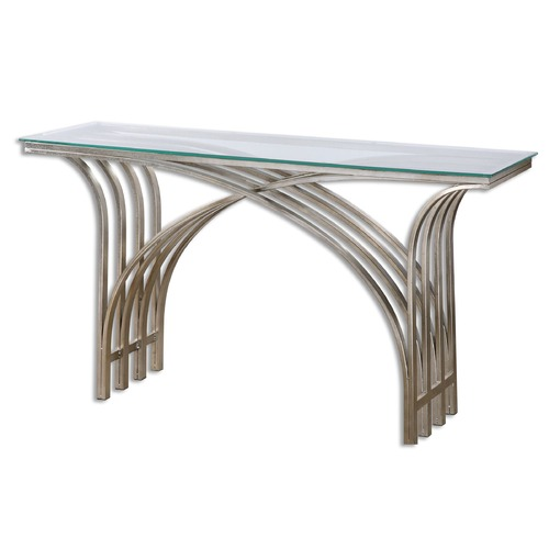 Uttermost Lighting Uttermost Kassia Iron Console Table 24446