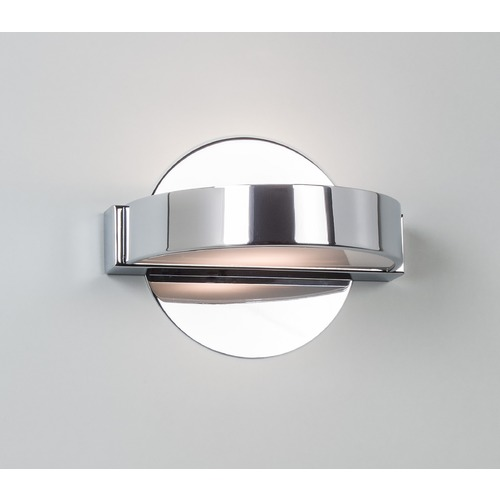 Illuminating Experiences Illuminating Experiences H1406 Chrome Sconce H1406C