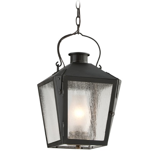 Troy Lighting Troy Lighting Nantucket Charred Iron Outdoor Hanging Light F3766CI