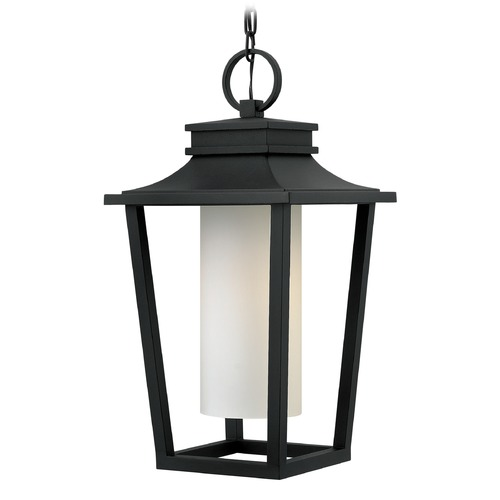 Hinkley Lighting Hinkley Lighting Sullivan Black LED Outdoor Hanging Light 1742BK-LED