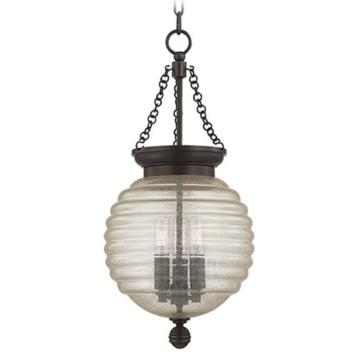 Hudson Valley Lighting Coolidge 3 Light Mini-Pendant Light - Old Bronze 3210-OB