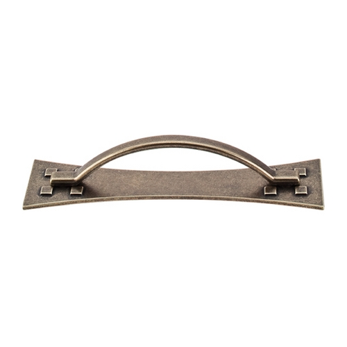 Top Knobs Hardware Cabinet Pull in German Bronze Finish M249