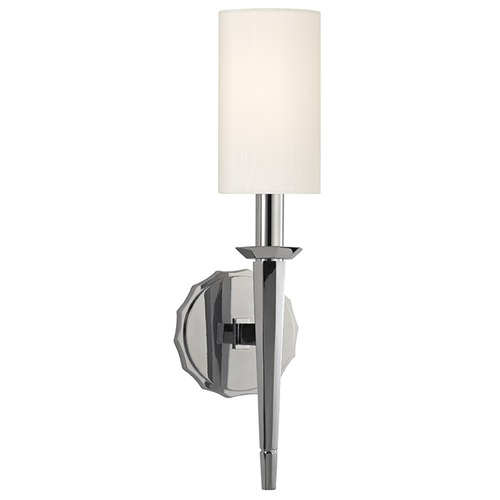 Hudson Valley Lighting Tioga 1 Light Sconce - Polished Chrome 8881-PC