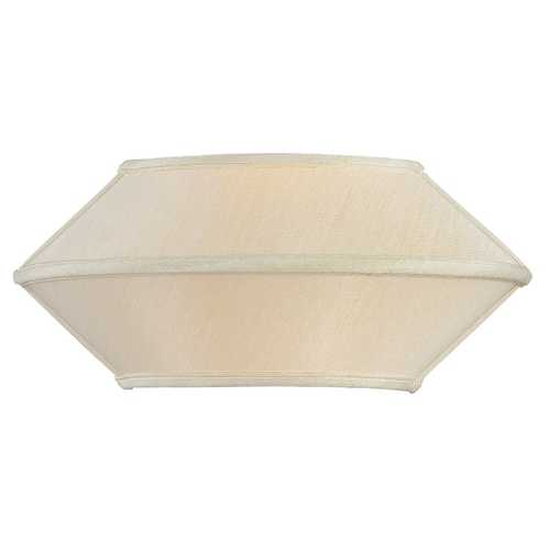 Dolan Designs Lighting Single-Light Sconce with Beige Shade 1056-09