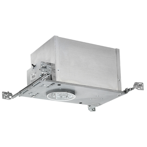 Juno Lighting Group 4-inch Recessed Lighting Kit with White Trim IC44N/440-WH KIT