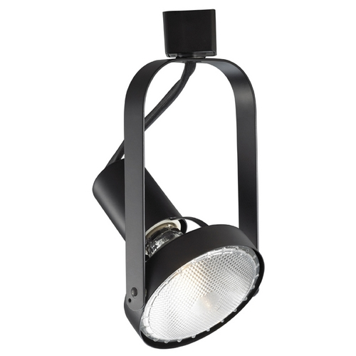 WAC Lighting Wac Lighting Black Track Light Head JTK-764-BK