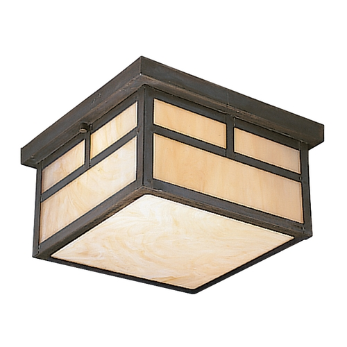 Kichler Lighting Kichler Outdoor Flushmount Ceiling Light 9825CV