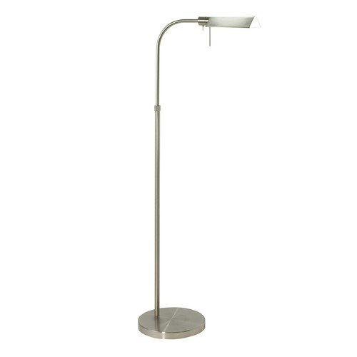 Sonneman Lighting Sonneman Tenda Satin Nickel Pharmacy Lamp 7005.13