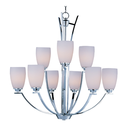 Maxim Lighting Maxim Lighting Rocco Chrome Chandelier 20026SWPC