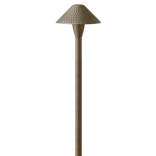 Hinkley Lighting Path Light in Matte Bronze Finish 16007MZ