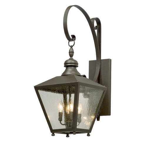 Troy Lighting Troy Lighting Mumford Bronze LED Outdoor Wall Light BL5193