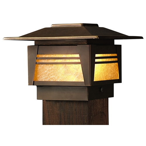 Kichler Lighting Kichler Low Voltage Post Deck Light 15071OZ