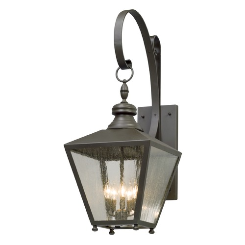 Troy Lighting Troy Lighting Mumford Bronze LED Outdoor Wall Light BL5194