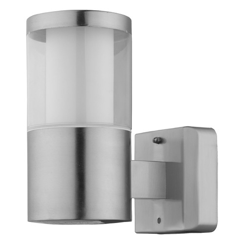Eglo Lighting Eglo Basalgo 1 Stainless Steel LED Outdoor Wall Light 94277A