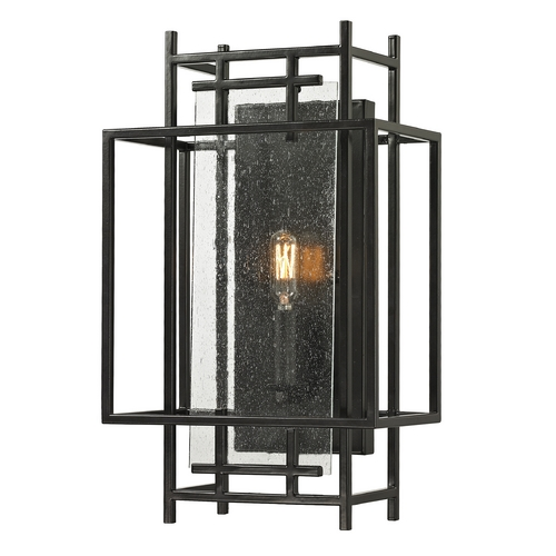 Elk Lighting Sconce Wall Light in Oil Rubbed Bronze Finish 14200/1