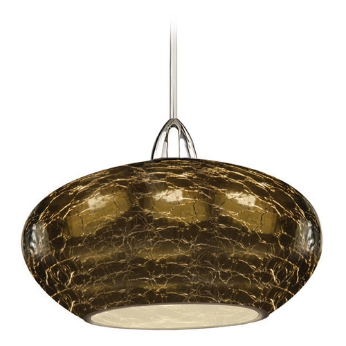 WAC Lighting Wac Lighting Artisan Collection Chrome Mini-Pendant MP-534-SM/CH