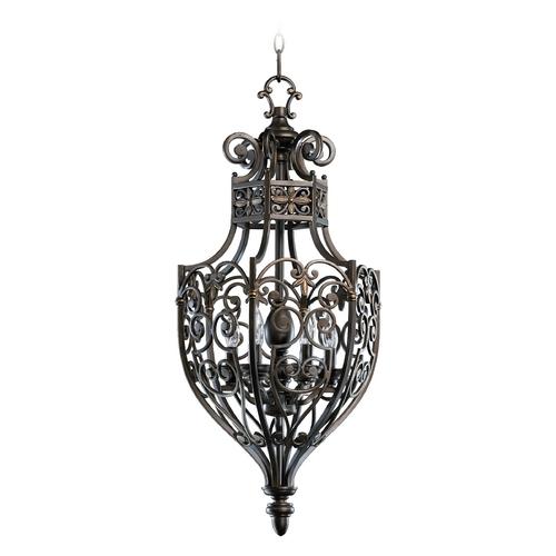 Quorum Lighting Marcela Oiled Bronze Pendant Light
