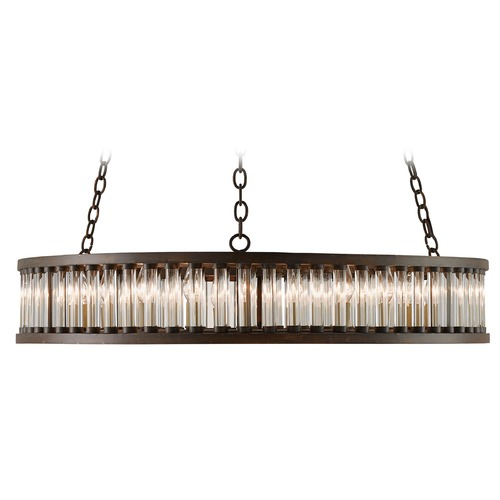 Currey and Company Lighting Currey and Company Elixir Bronze Verdigris Pendant Light 9000-0045