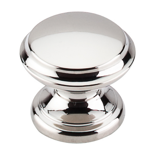 Top Knobs Hardware Cabinet Knob in Polished Nickel Finish M1304
