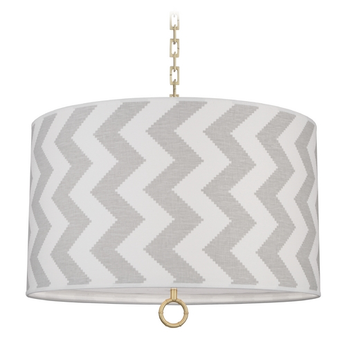 Robert Abbey Lighting Robert Abbey Jonathan Adler Meurice Pendant Light 57LS