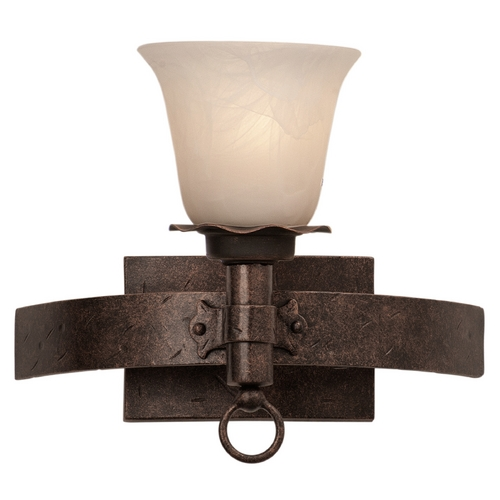 Kalco Lighting Kalco Lighting Americana Copper Claret Sconce 4201CC/1219