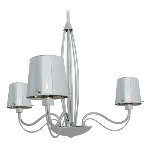 Access Lighting Access Lighting Milano Chrome Chandelier 55532-CH/CHR